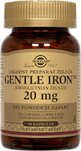 Żelazo 20mg - Gentle Iron