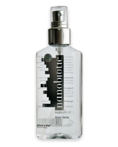 Nanobiotic Silver Spray 100ml